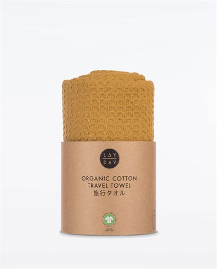 Rover Whiskey Waffle Weave Towel