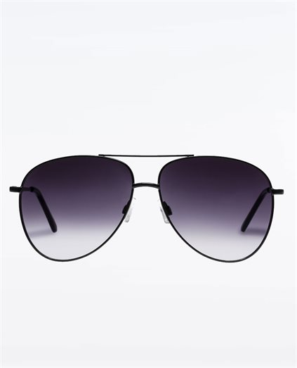 Joy Ride Matte Black Sunglasses