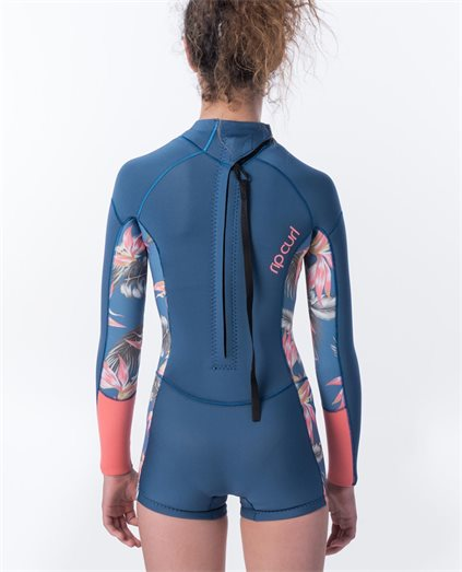 Girls Dawn Patrol Long Sleeve Spring Suit