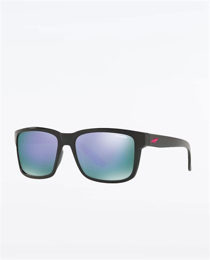 Swindle Grey Mirror Sunglasses