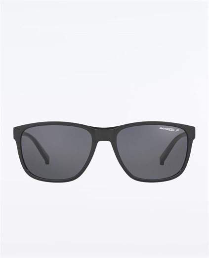 Urca Black Polarised Grey Sunglasses