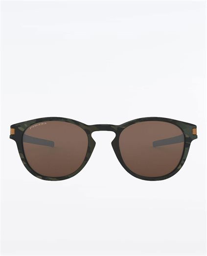 Latch Olive Camo Prizm Tungsten Sunglasses