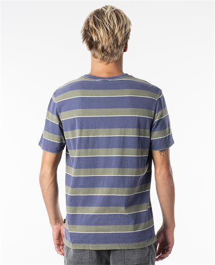 Scorched Stripe Tee
