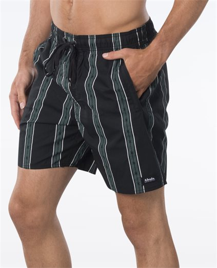 Baywatch Bank Robber Shorts