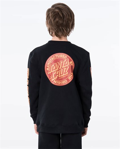 Kids MFG Dot Crew Fleece