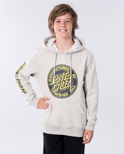 Kids MFG Dot Pop Hood