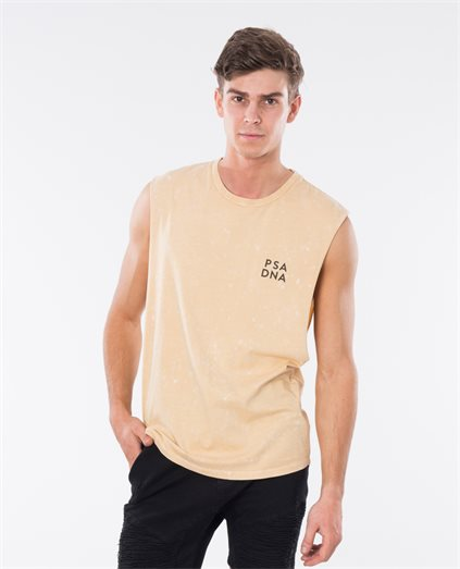Scoop Back Muscle Tee