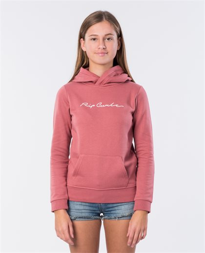 Girl Big Wave Hoody