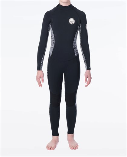 Junior Dawn Patrol 3/2 Back Zip Steamer Wetsuit