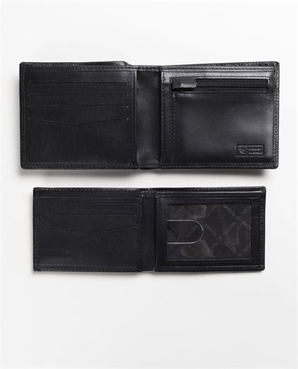 Centres RFID 2 In 1 Wallet