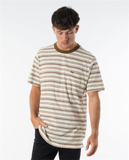 Fluxer Pocket Stripe Tee