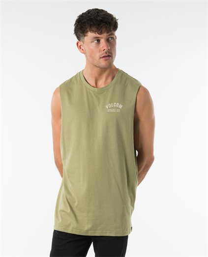 Aus Safe Bet Muscle Tank