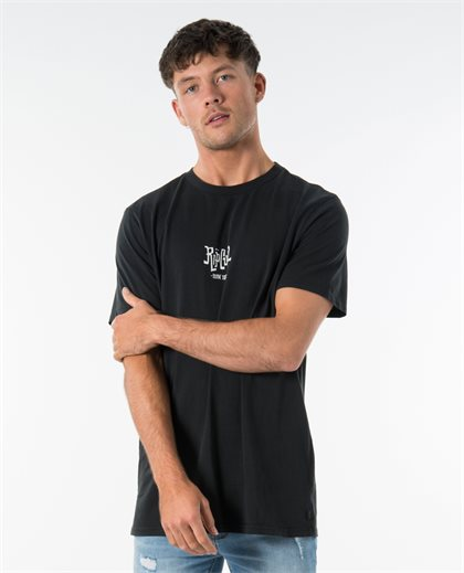 Scorched Logo Tee