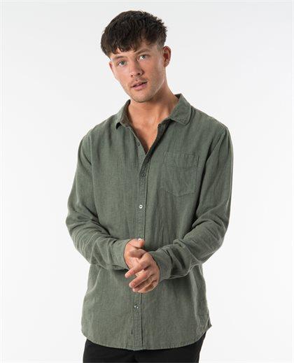 Gd Linen LS Shirt