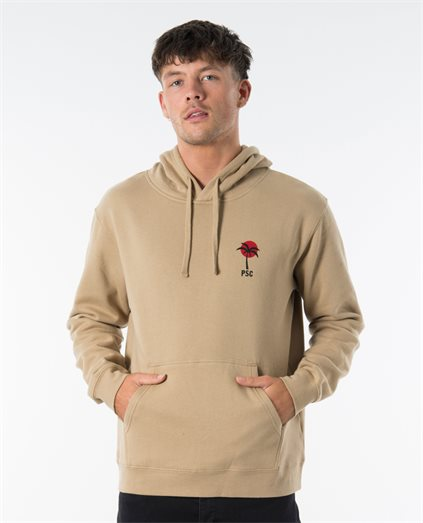 Ryan Hooded Long Sleeve Fleece