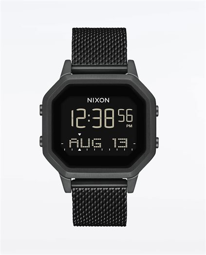 Siren Milanese All Black Watch