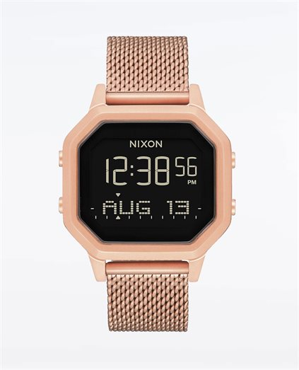 Siren Milanese All Rose Gold Watch