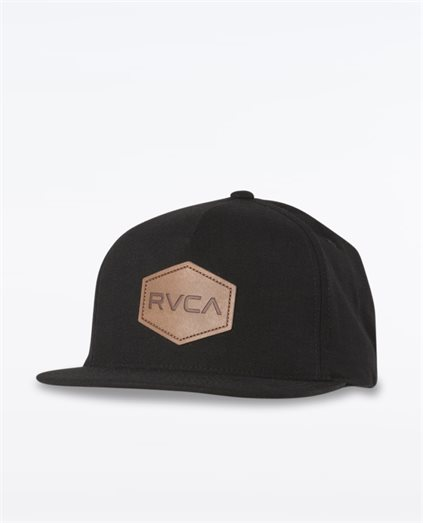 Commonwealth Deluxe Black Cap