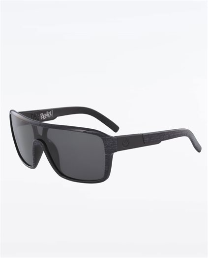 Remix Coal Sunglasses