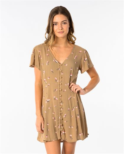 Yours To Keep S/S Woven Dress