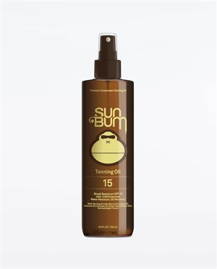 SPF 15+ Browning Oil 250ml