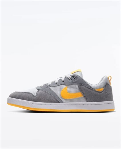 Alleyoop Grey Uni Gold Shoe