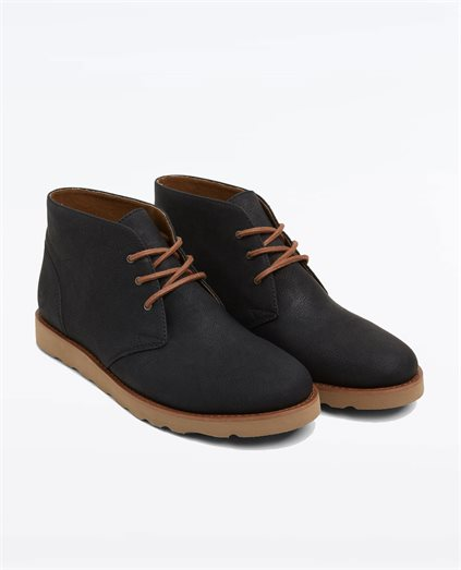 Cactus Black Brown Boots