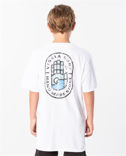 Boys Sacred Palms Tee
