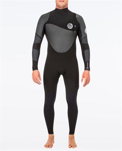 Flashbomb Heat Seeker Zip Free 4/3 Wetsuit