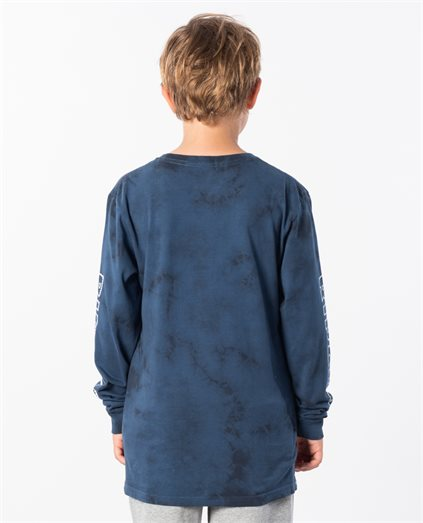 Boys Scorch Long Sleeve Tee