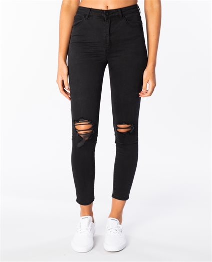 A High Skinny Ankle Basher Jeans