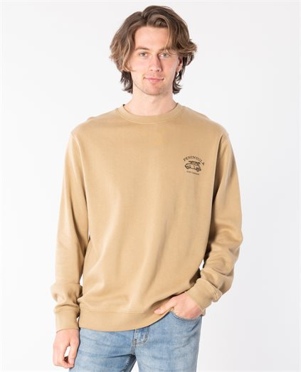 Road Trip Crew Neck Fleece