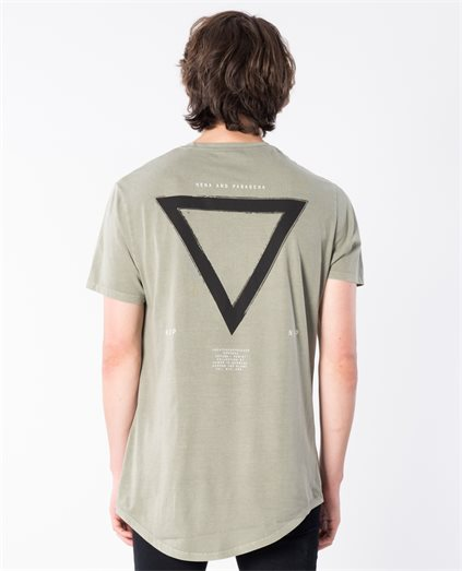 Seige Cape Back Tee