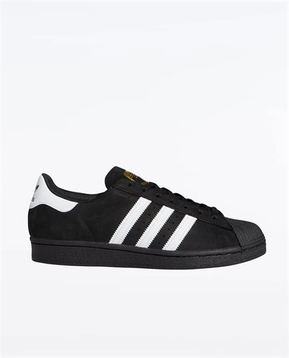 Superstar Black White Shoe