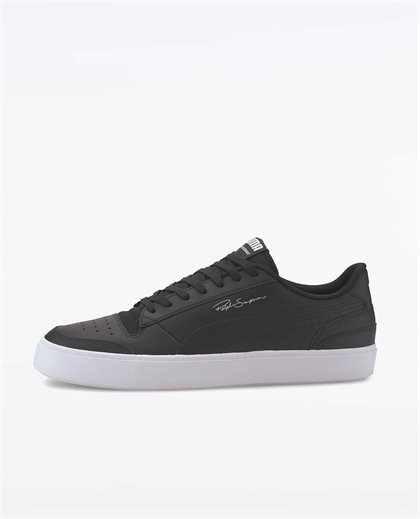 Ralph Sampson Vulc Black White Shoe