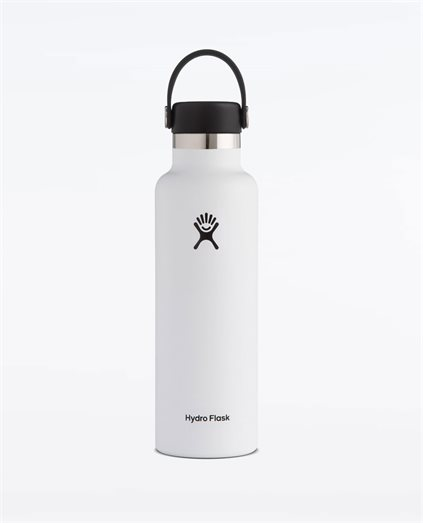 621ML White Hydration Flask