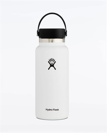 946ML White Hydration Flask