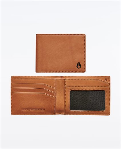 Cape Leather Bi-Fold Wallet