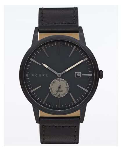 Vision Leather Watch