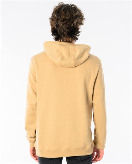 Brass Tacks Pullover Hood