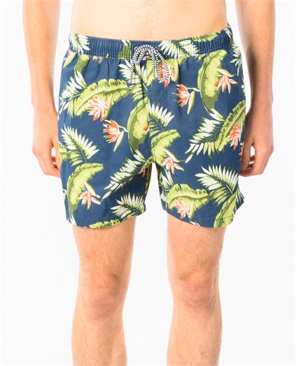 Pacific Vibes Printed Beach Volley