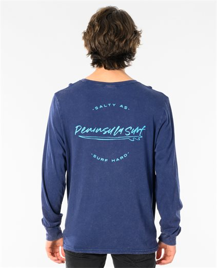 Surf Hard Long Sleeve Tee