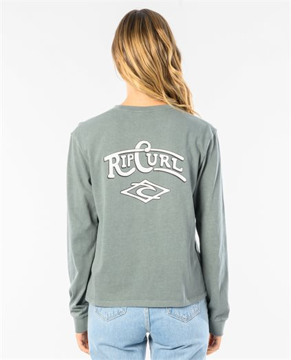 Core Heritage Long Sleeve Tee