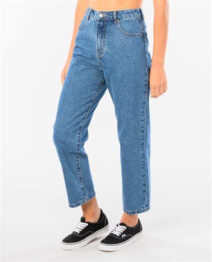 Shelby Denim High Waist Wide Leg Jeans