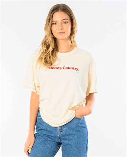 Country Oversized Tee