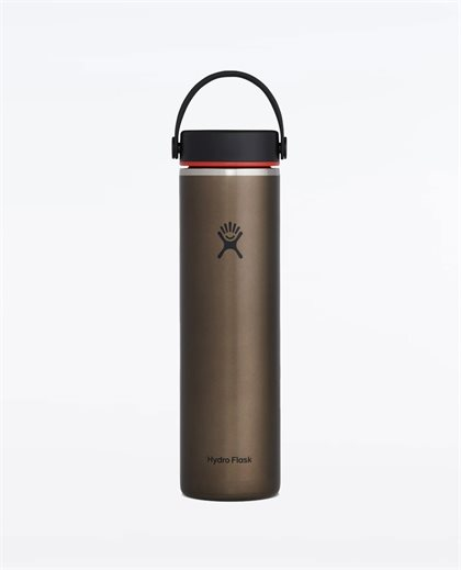 710ML Ultralight Widemouth Obsidian Hydration Flask