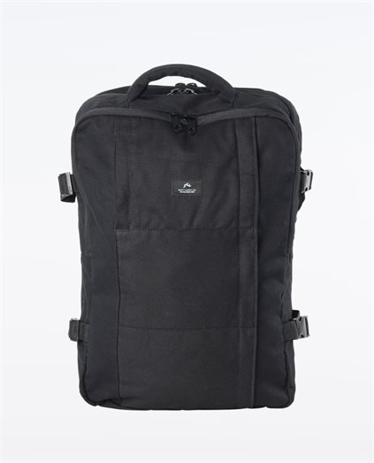 Carry Me Travel Black Backpack