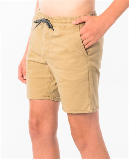 Leethal Boys Chino Short