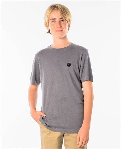 Youth Vapor SS Tee - Online Only