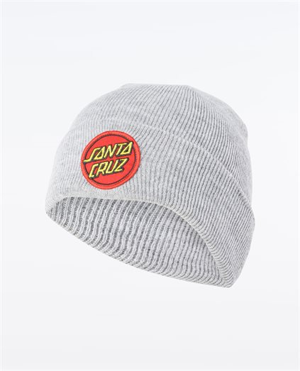 Kids Classic Patch Beanie